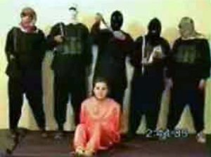 Islamic terrorists behead in the name of the Koran and Islamic nations like Afghanistan and Saudi Arabia support beheading apostates to Christianity