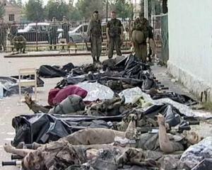 Islamic terrorists kill many in Dagestan and Islamic terrorists are spreading fear throughout the Russian Federation.